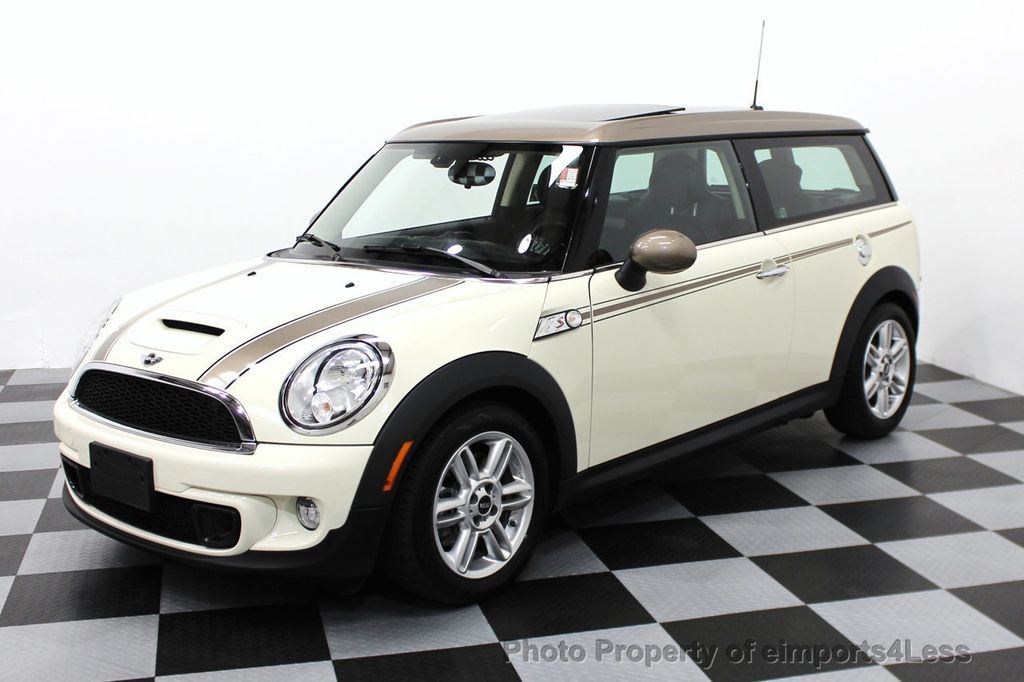 2014 used mini cooper clubman certified clubman s hyde. Black Bedroom Furniture Sets. Home Design Ideas