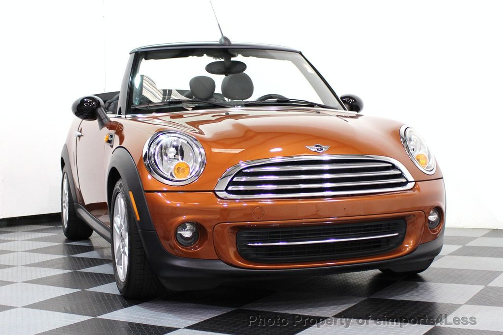 2014 MINI Cooper Convertible CERTIFIED COOPER CABRIOLET 6 SPEED  - 16845294 - 12