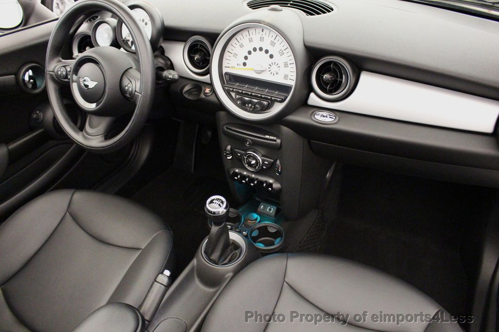 2014 MINI Cooper Convertible CERTIFIED COOPER CABRIOLET 6 SPEED  - 16845294 - 31