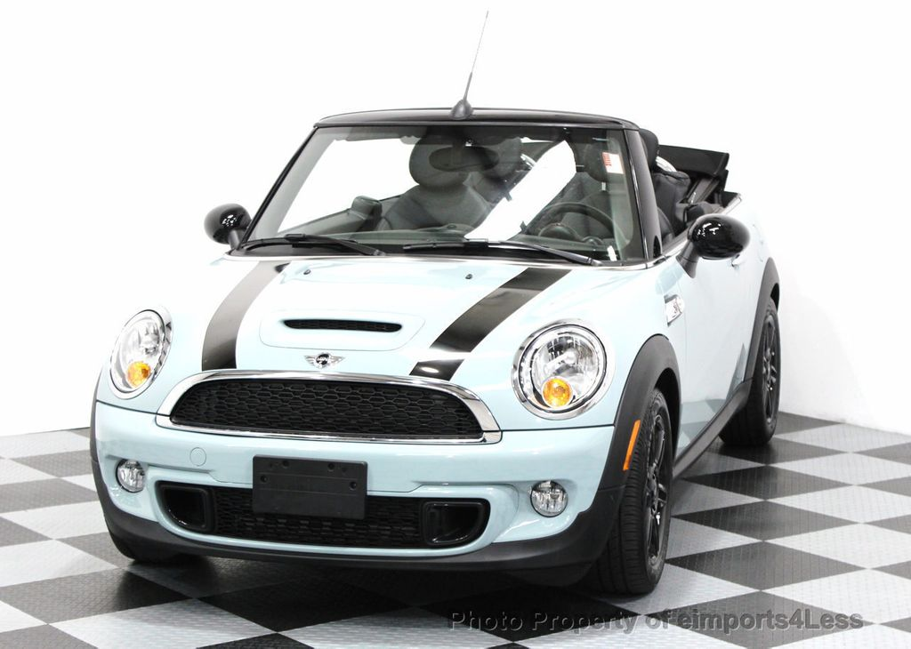 2014 used mini cooper convertible certified mini cooper s. Black Bedroom Furniture Sets. Home Design Ideas