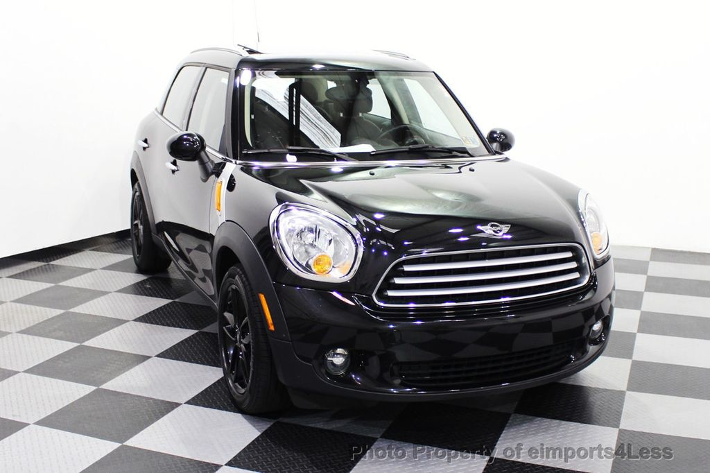 2014 MINI Cooper Countryman CERTIFIED COUNTRYMAN 6 SPEED - 18104447 - 13