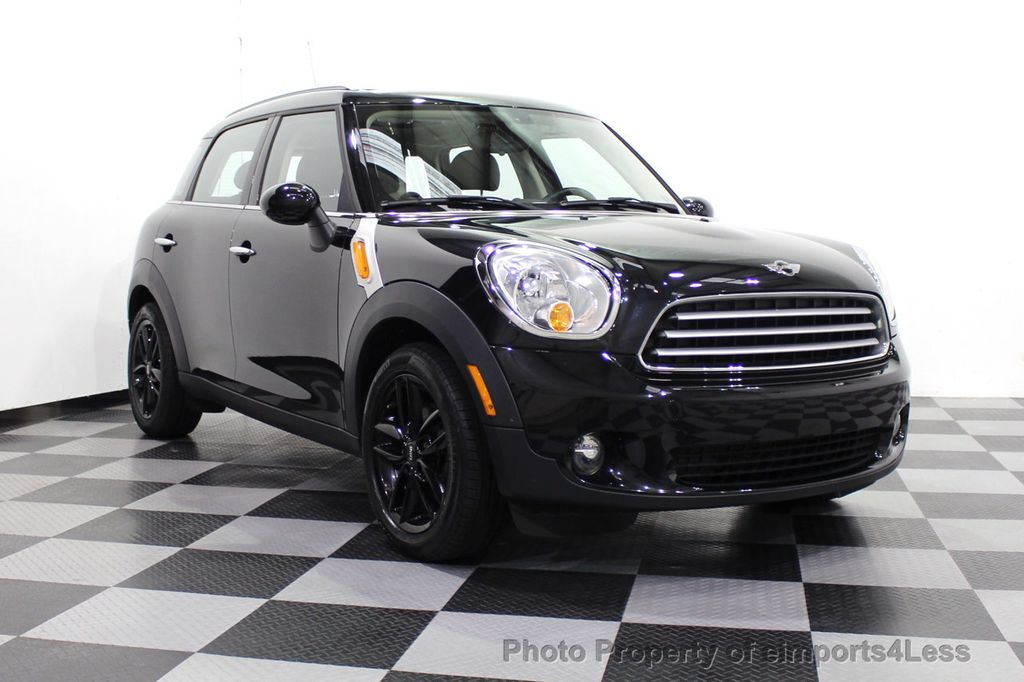 2014 MINI Cooper Countryman CERTIFIED COUNTRYMAN 6 SPEED - 18104447 - 1