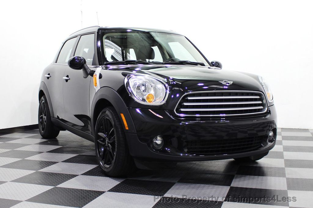 2014 MINI Cooper Countryman CERTIFIED COUNTRYMAN 6 SPEED - 18104447 - 27
