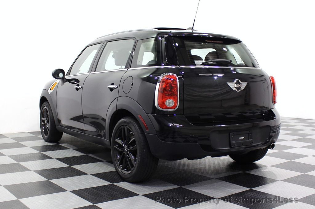 2014 MINI Cooper Countryman CERTIFIED COUNTRYMAN 6 SPEED - 18104447 - 2