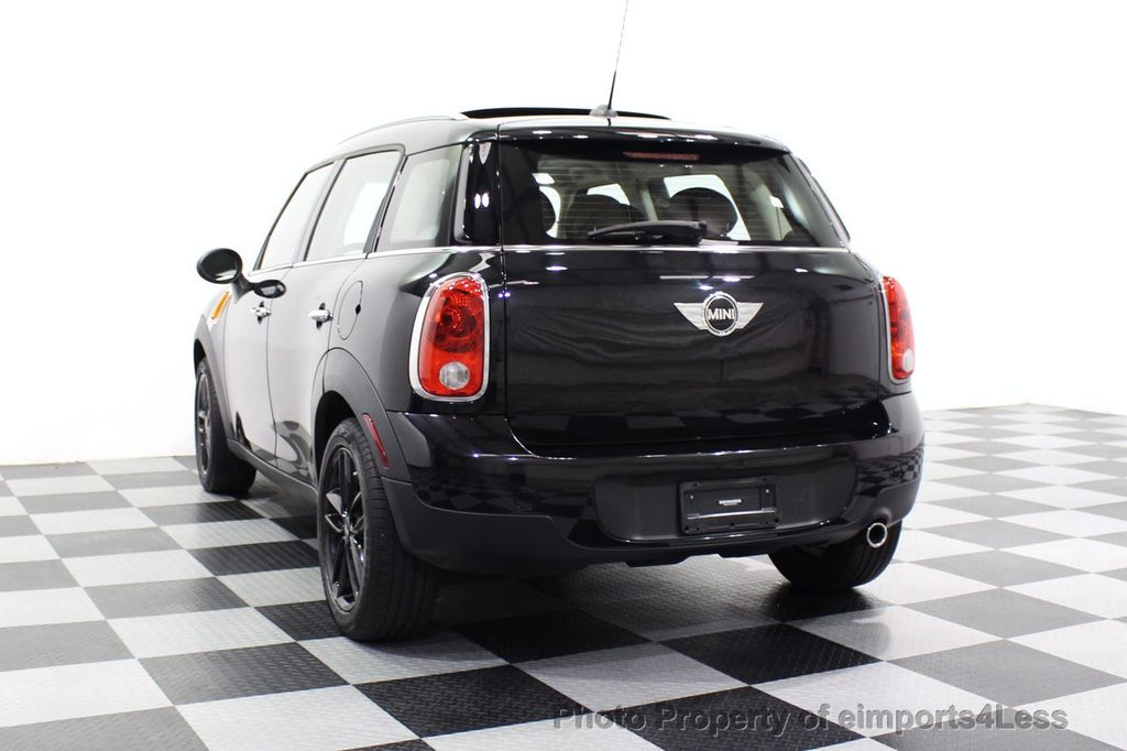 2014 MINI Cooper Countryman CERTIFIED COUNTRYMAN 6 SPEED - 18104447 - 28
