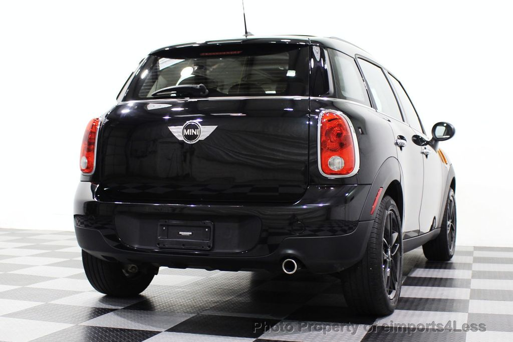 2014 MINI Cooper Countryman CERTIFIED COUNTRYMAN 6 SPEED - 18104447 - 30