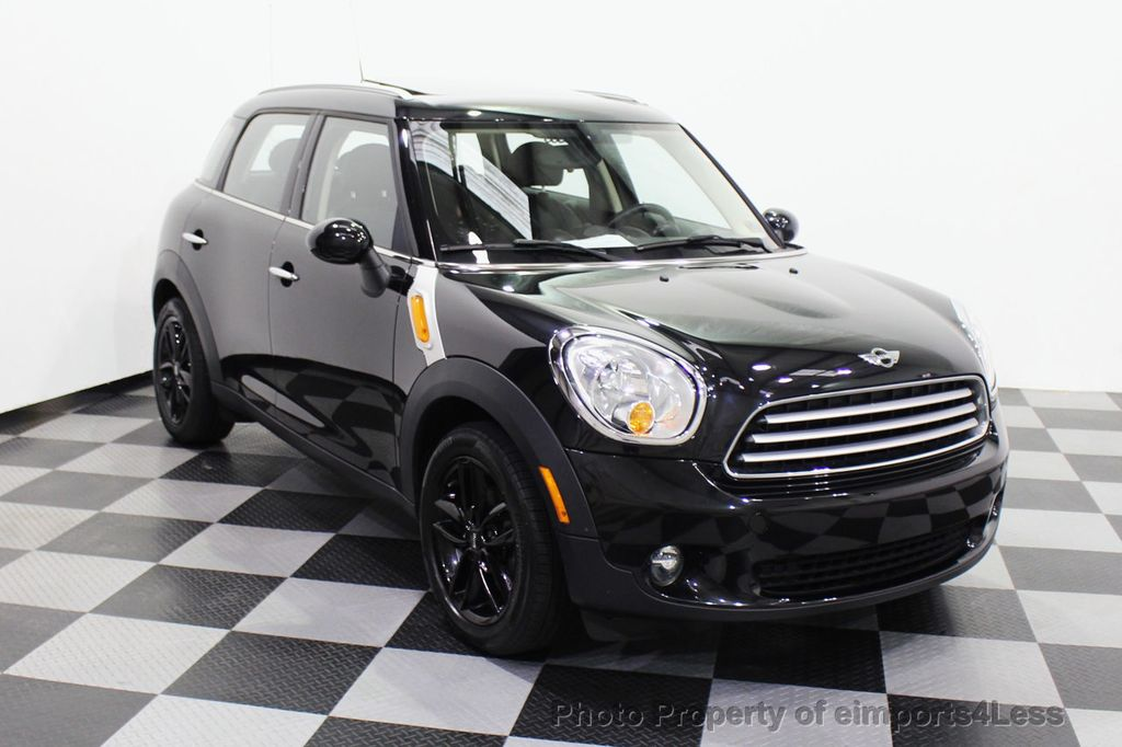 2014 MINI Cooper Countryman CERTIFIED COUNTRYMAN 6 SPEED - 18104447 - 43