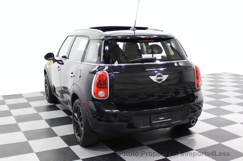 2014 MINI Cooper Countryman CERTIFIED COUNTRYMAN 6 SPEED - 18104447 - 44