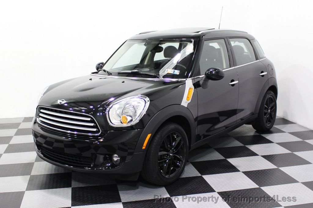 2014 MINI Cooper Countryman CERTIFIED COUNTRYMAN 6 SPEED - 18104447 - 50