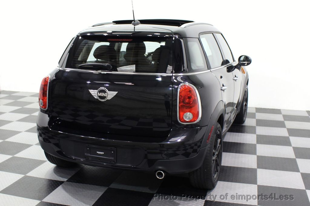 2014 MINI Cooper Countryman CERTIFIED COUNTRYMAN 6 SPEED - 18104447 - 53