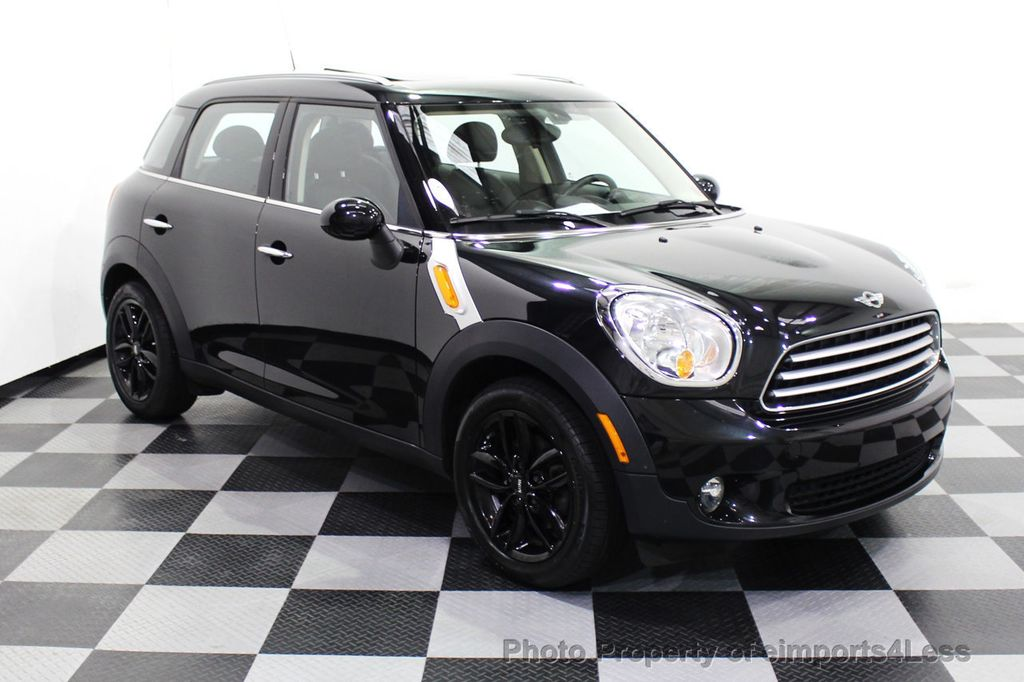 2014 MINI Cooper Countryman CERTIFIED COUNTRYMAN 6 SPEED - 18104447 - 54