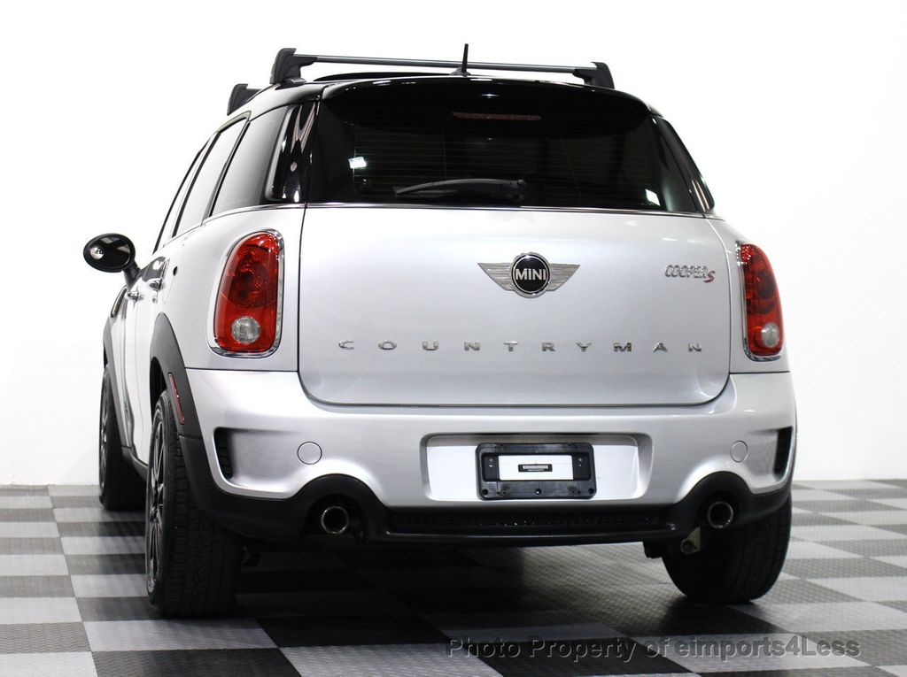 2014 used mini cooper countryman certified countryman s all4 awd navigation at eimports4less. Black Bedroom Furniture Sets. Home Design Ideas