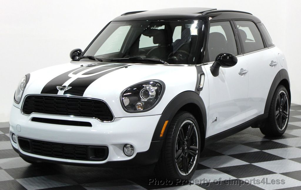 2014 used mini cooper countryman certified countryman s. Black Bedroom Furniture Sets. Home Design Ideas
