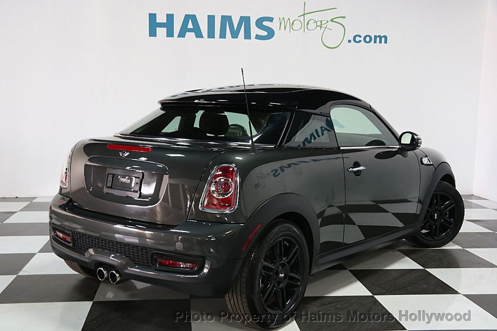 2014 used mini cooper coupe 2dr s at haims motors serving for South motors mini cooper