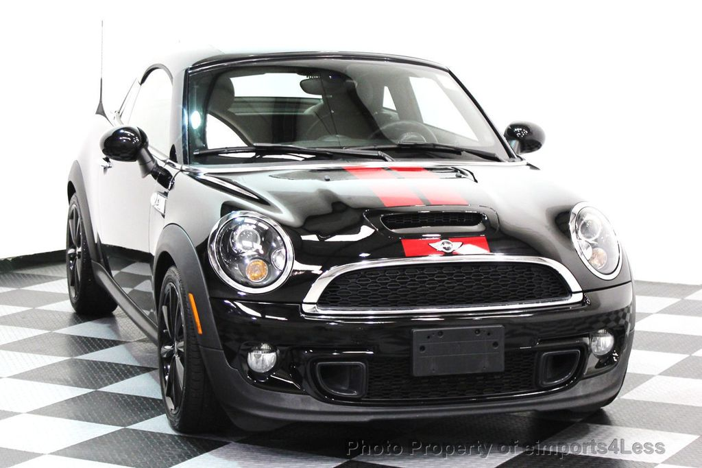 2014 MINI Cooper Coupe CERTIFIED COOPER S SPORT PACKAGE COUPE - 16067265 - 9