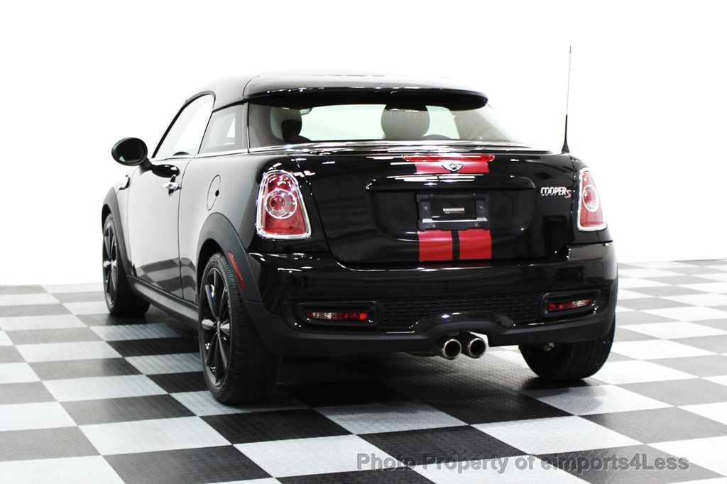 2014 MINI Cooper Coupe CERTIFIED COOPER S SPORT PACKAGE COUPE - 16067265 - 10
