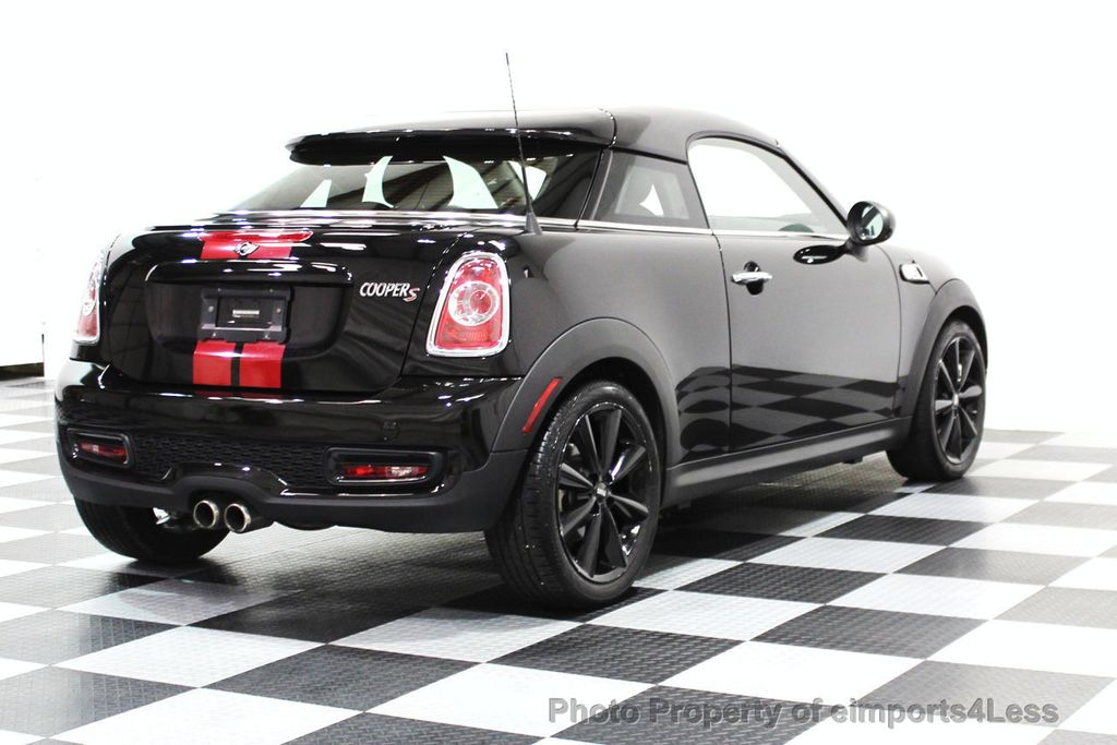 2014 MINI Cooper Coupe CERTIFIED COOPER S SPORT PACKAGE COUPE - 16067265 - 13
