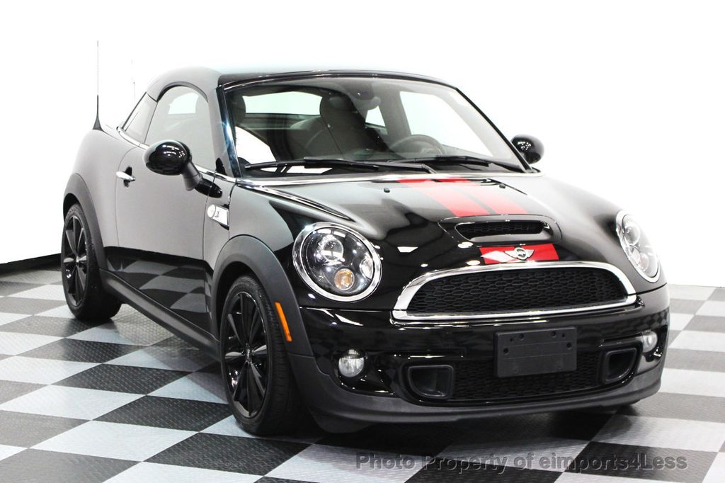 2014 MINI Cooper Coupe CERTIFIED COOPER S SPORT PACKAGE COUPE - 16067265 - 19