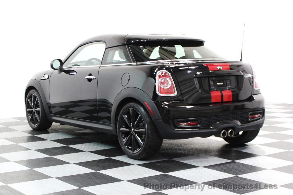2014 MINI Cooper Coupe CERTIFIED COOPER S SPORT PACKAGE COUPE - 16067265 - 20