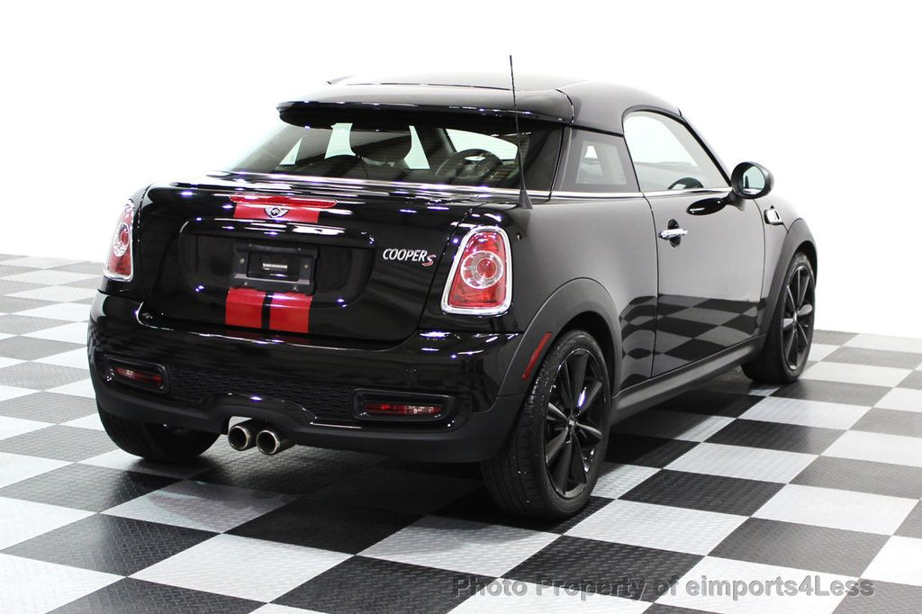 2014 MINI Cooper Coupe CERTIFIED COOPER S SPORT PACKAGE COUPE - 16067265 - 24