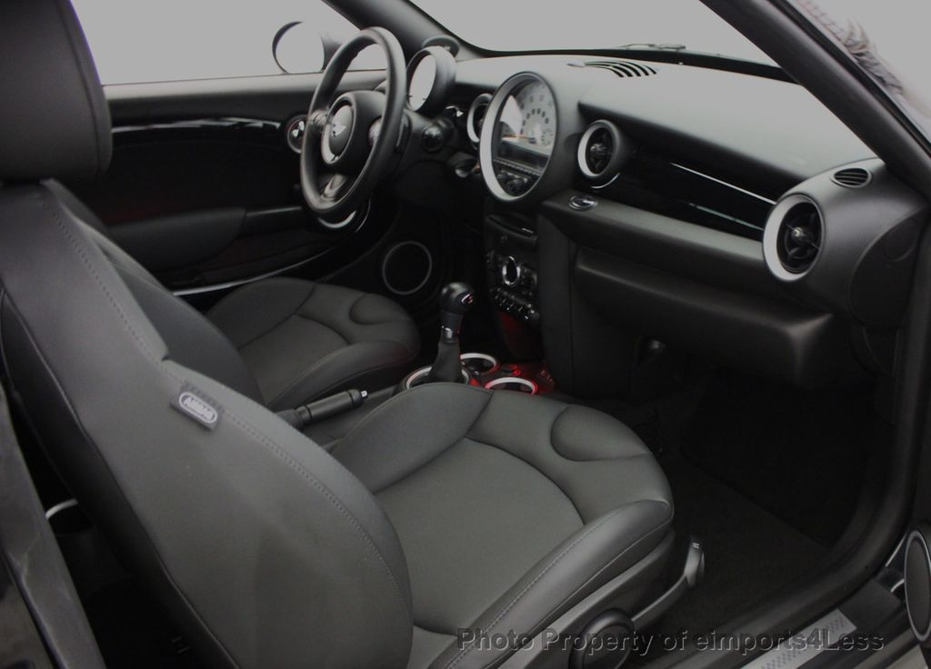 2014 MINI Cooper Coupe CERTIFIED COOPER S SPORT PACKAGE COUPE - 16067265 - 34