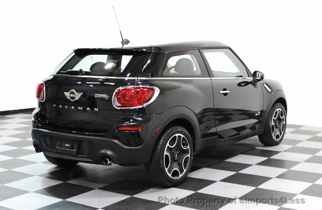 2014 used mini cooper paceman certified paceman s all4 awd. Black Bedroom Furniture Sets. Home Design Ideas