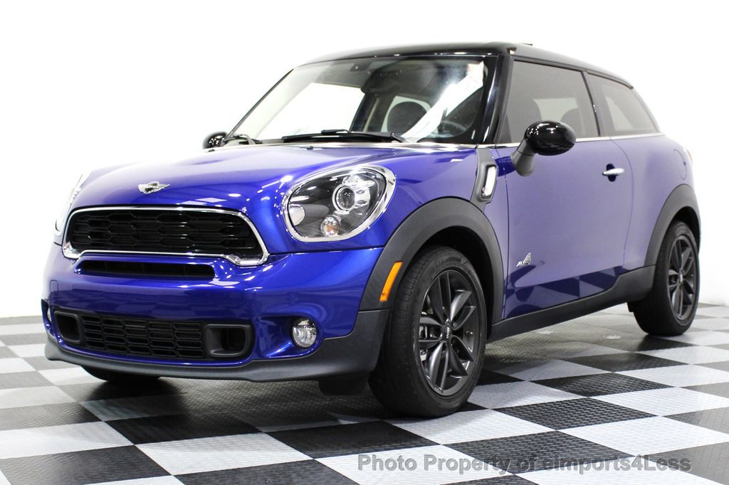 2014 MINI Cooper Paceman CERTIFIED PACEMAN S ALL4 AWD 6 SPEED NAVIGATION - 16535941 - 12