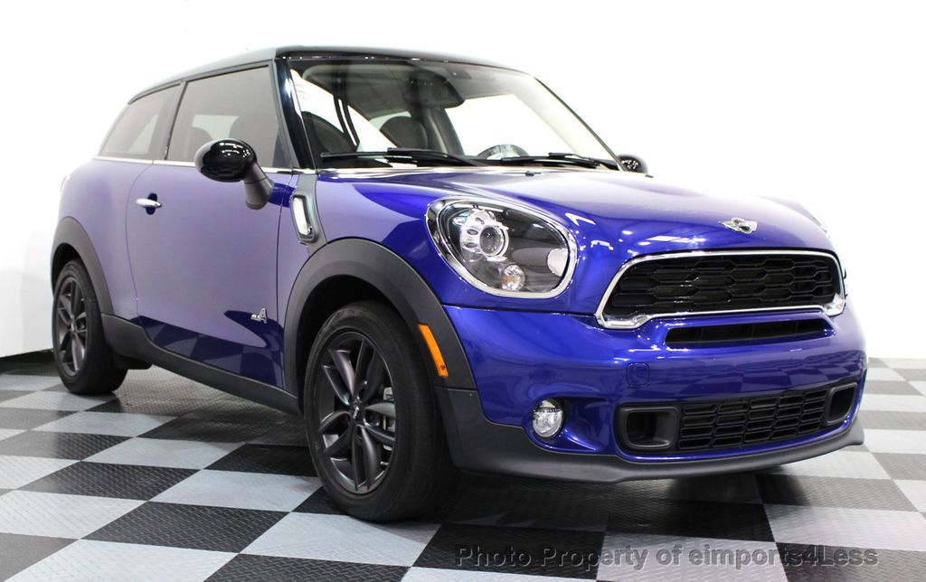 2014 MINI Cooper Paceman CERTIFIED PACEMAN S ALL4 AWD 6 SPEED NAVIGATION - 16535941 - 13
