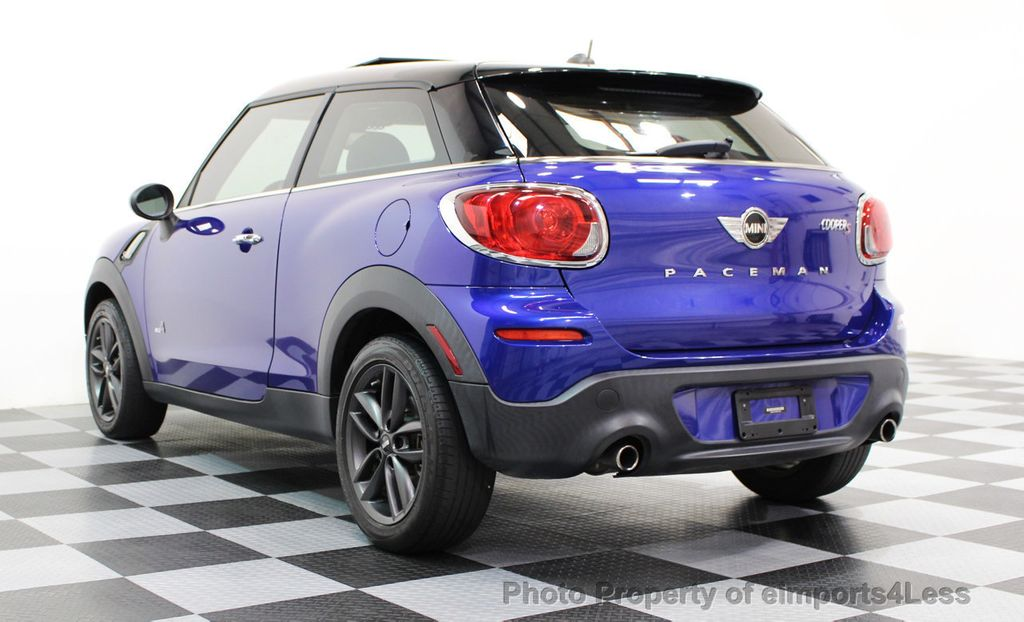 2014 MINI Cooper Paceman CERTIFIED PACEMAN S ALL4 AWD 6 SPEED NAVIGATION - 16535941 - 14