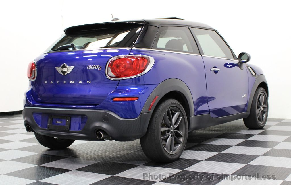 2014 MINI Cooper Paceman CERTIFIED PACEMAN S ALL4 AWD 6 SPEED NAVIGATION - 16535941 - 16