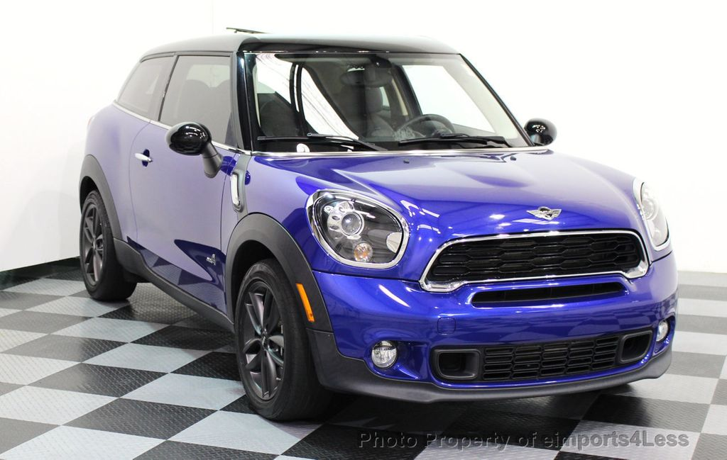 2014 MINI Cooper Paceman CERTIFIED PACEMAN S ALL4 AWD 6 SPEED NAVIGATION - 16535941 - 1
