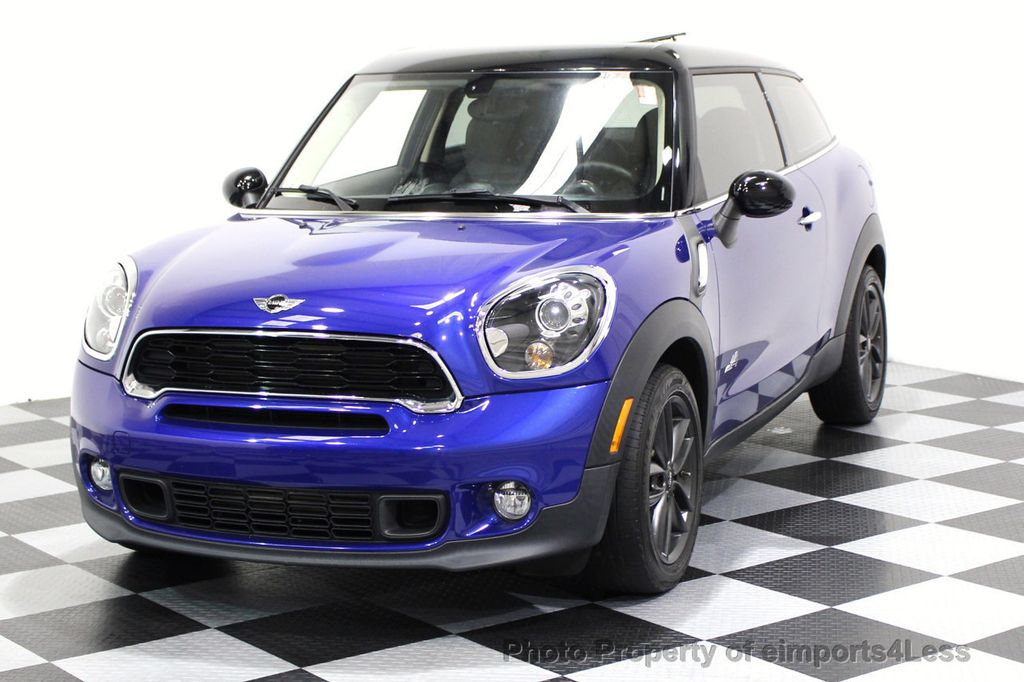 2014 MINI Cooper Paceman CERTIFIED PACEMAN S ALL4 AWD 6 SPEED NAVIGATION - 16535941 - 25