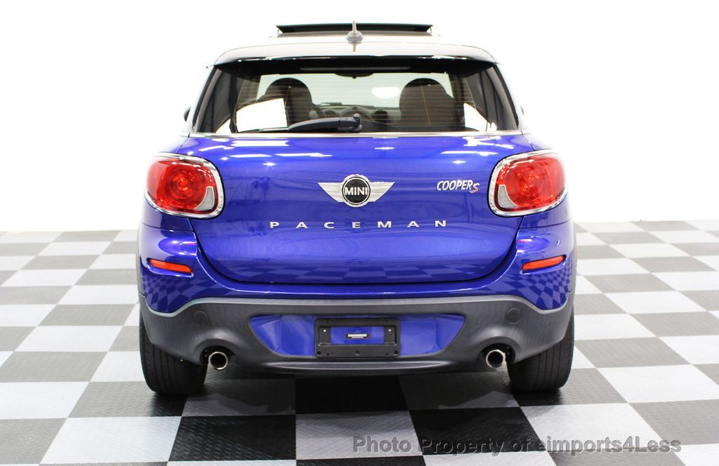 2014 MINI Cooper Paceman CERTIFIED PACEMAN S ALL4 AWD 6 SPEED NAVIGATION - 16535941 - 28