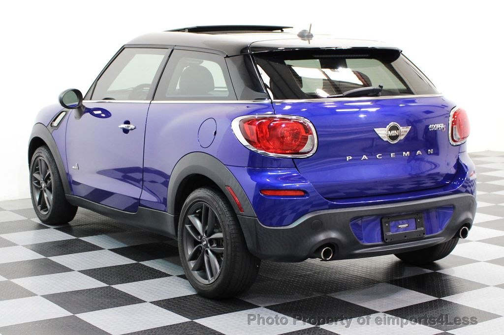 2014 MINI Cooper Paceman CERTIFIED PACEMAN S ALL4 AWD 6 SPEED NAVIGATION - 16535941 - 2