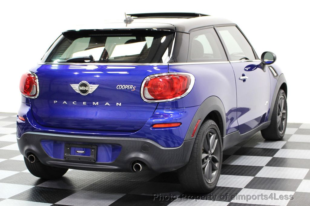 2014 MINI Cooper Paceman CERTIFIED PACEMAN S ALL4 AWD 6 SPEED NAVIGATION - 16535941 - 3