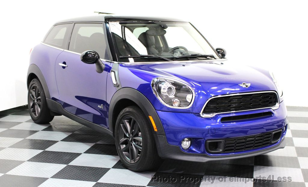 2014 MINI Cooper Paceman CERTIFIED PACEMAN S ALL4 AWD 6 SPEED NAVIGATION - 16535941 - 41
