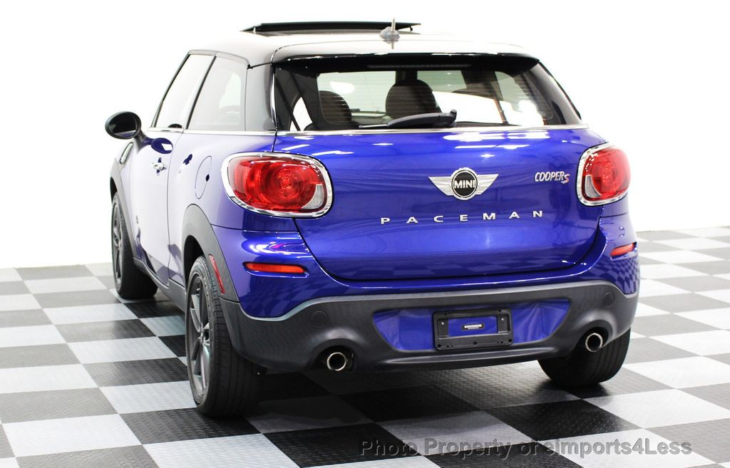 2014 MINI Cooper Paceman CERTIFIED PACEMAN S ALL4 AWD 6 SPEED NAVIGATION - 16535941 - 44