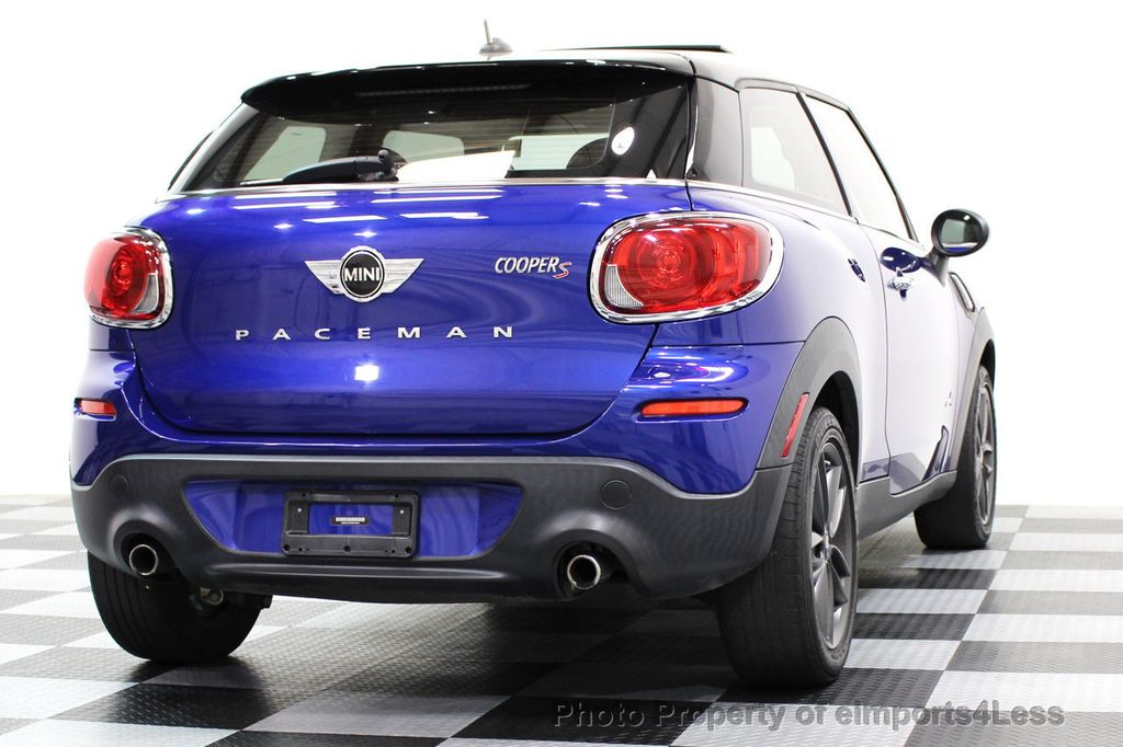 2014 MINI Cooper Paceman CERTIFIED PACEMAN S ALL4 AWD 6 SPEED NAVIGATION - 16535941 - 45