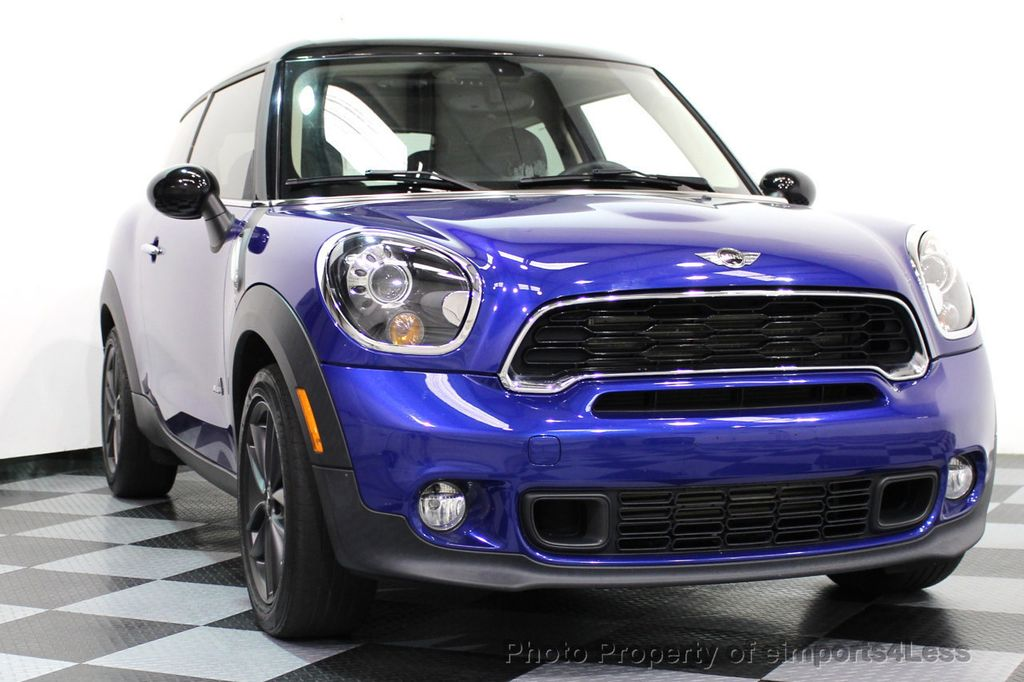 2014 MINI Cooper Paceman CERTIFIED PACEMAN S ALL4 AWD 6 SPEED NAVIGATION - 16535941 - 47
