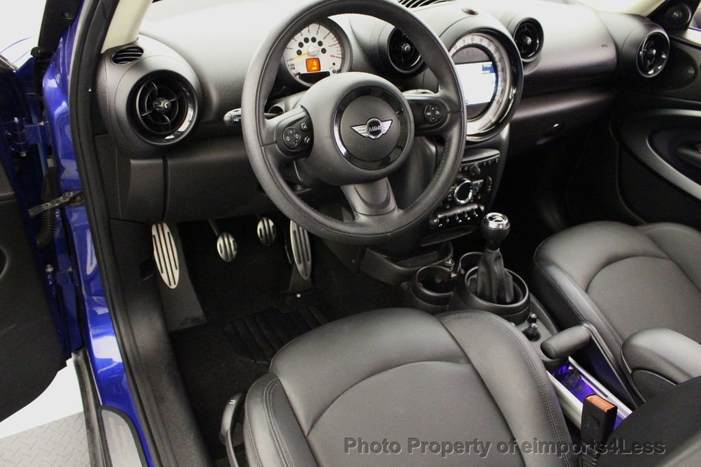 2014 MINI Cooper Paceman CERTIFIED PACEMAN S ALL4 AWD 6 SPEED NAVIGATION - 16535941 - 6