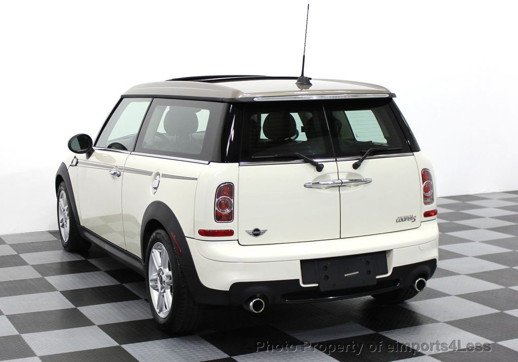 2014 Used MINI Cooper S Clubman CERTIFIED CLUBMAN S HYDE