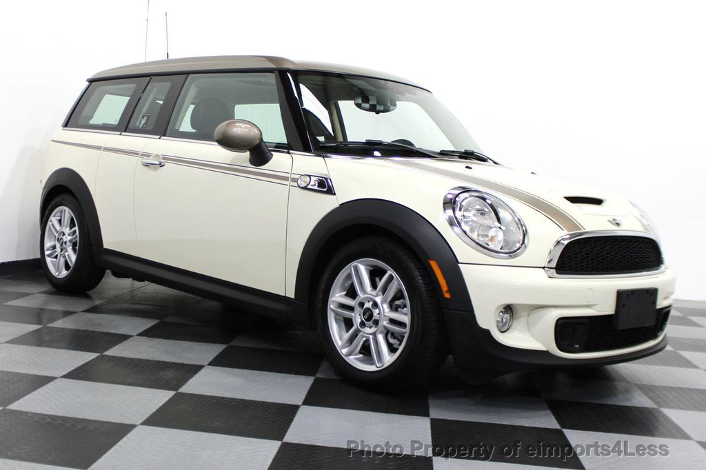 2014 used mini cooper s clubman certified clubman s hyde park