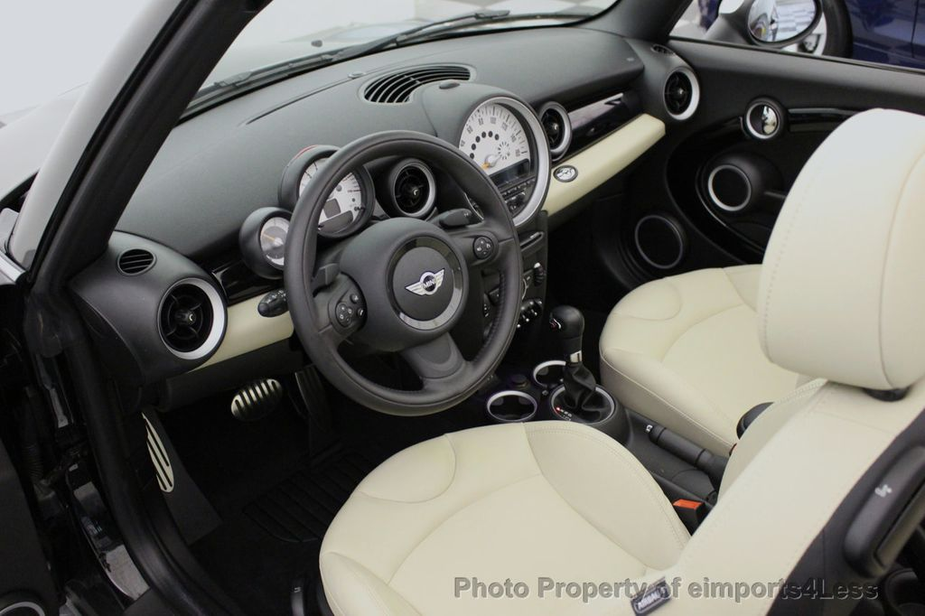 2017 Mini Cooper S Convertible Certified Automatic Sport 15689547 29