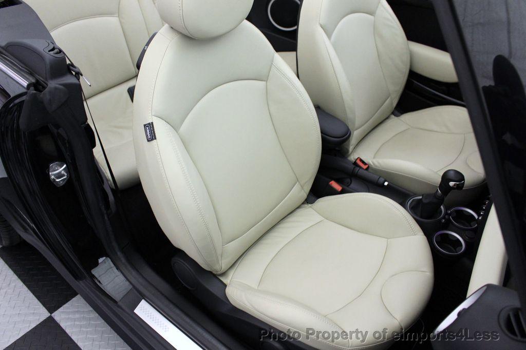 2017 Mini Cooper S Convertible Certified Automatic Sport 15689547 35