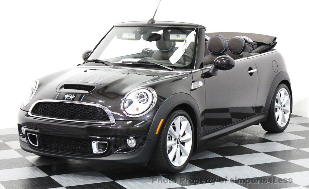 Used Mini Cooper Convertible >> 2014 Used Mini Cooper S Convertible Certified Cooper S Highgate Package Convertible At Eimports4less Serving Doylestown Bucks County Pa Iid
