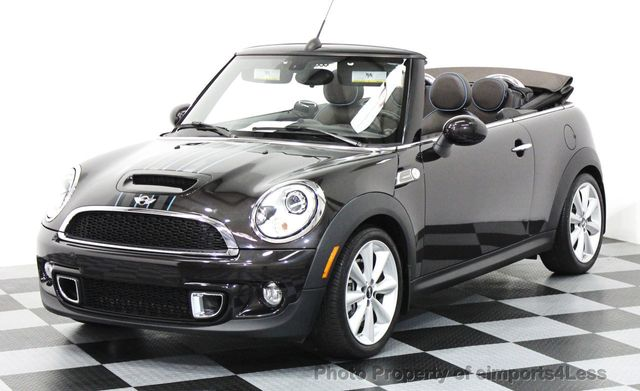 2014 Used Mini Cooper S Convertible Certified Cooper S Highgate