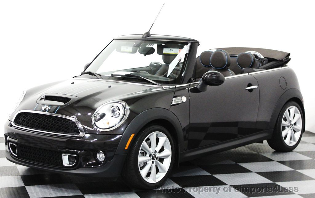 2017 Mini Cooper S Convertible Certified Highgate Package 15565750 14