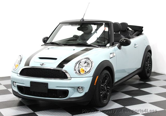 Used Mini Cooper Convertible >> 2014 Used Mini Cooper S Convertible Certified Mini Cooper S Navigation Cabrio At Eimports4less Serving Doylestown Bucks County Pa Iid 16288397