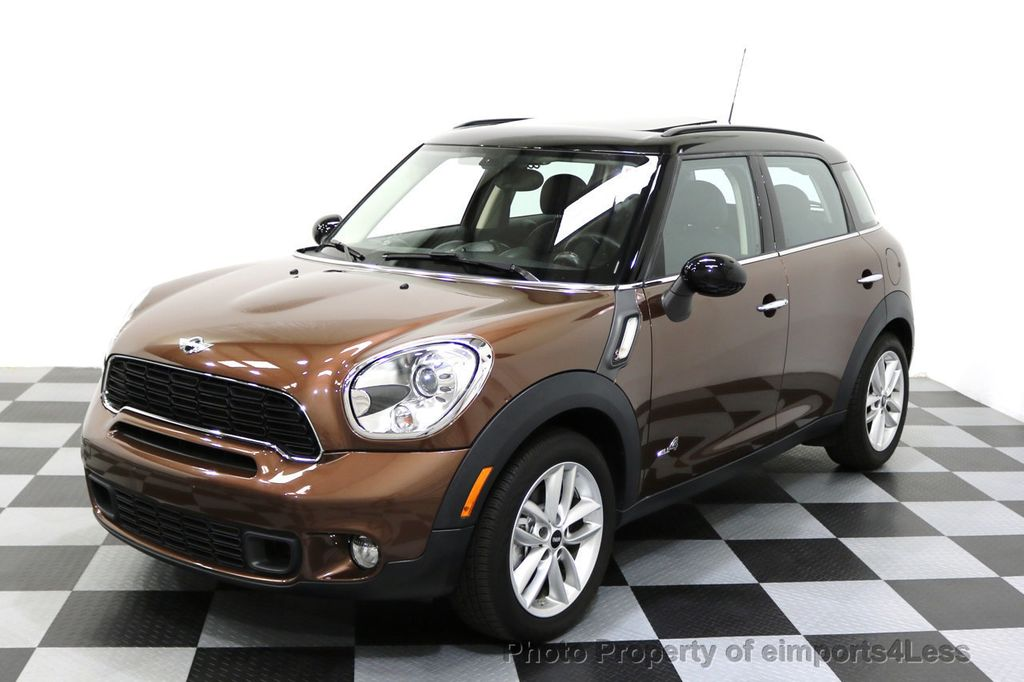 2014 MINI Cooper S Countryman CERTIFIED COOPER COUNTRYMAN S ALL4 AWD - 17736549 - 13