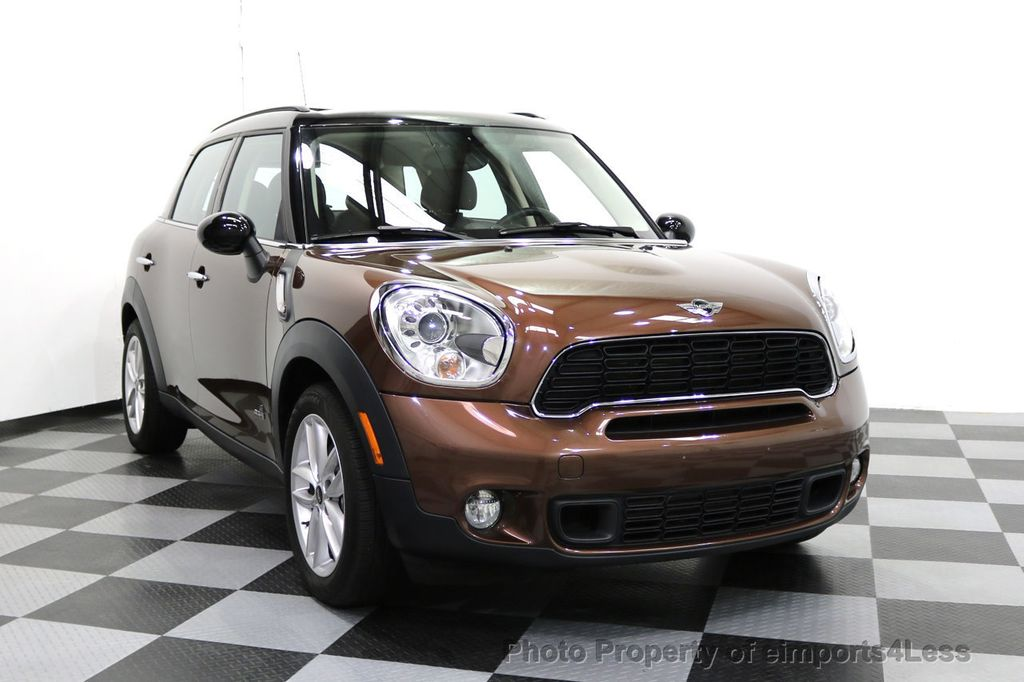 2014 MINI Cooper S Countryman CERTIFIED COOPER COUNTRYMAN S ALL4 AWD - 17736549 - 14